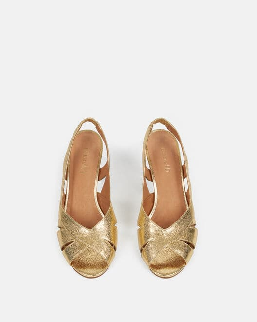 Sandale à talon - Cyndia, OR