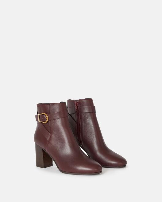 Boots - Tedya, GRENAT