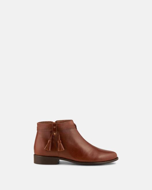 Boots - Rolanda, CUIR