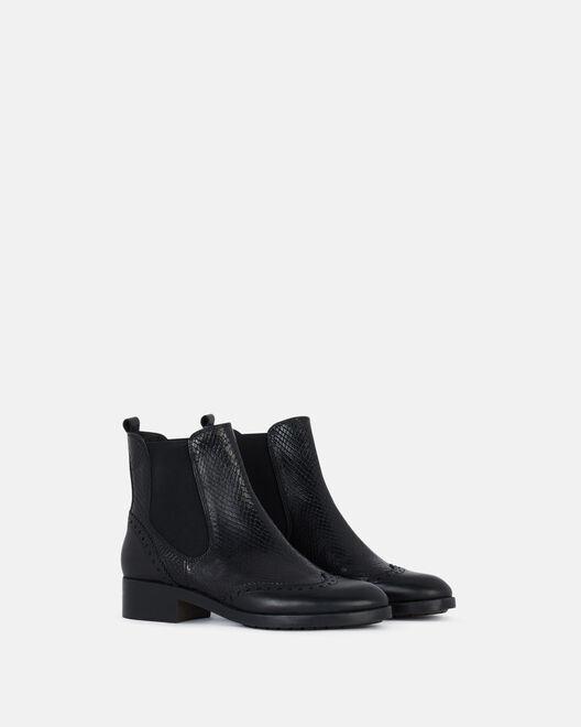 Boots - Amadya, NOIR