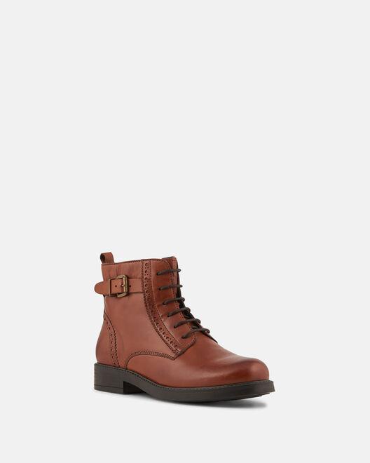 Boots - Hadriana, COGNAC
