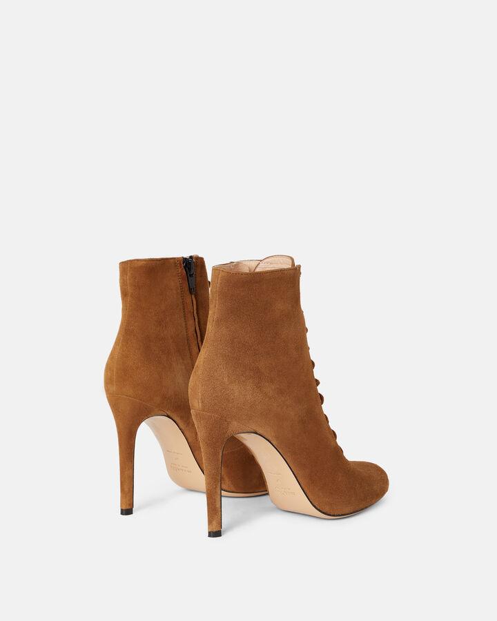 Boots - Trixia, CAMEL