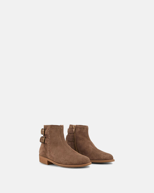 Boots - Harmenie, TAUPE