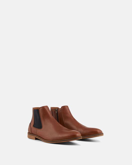 Boots - Damon, COGNAC