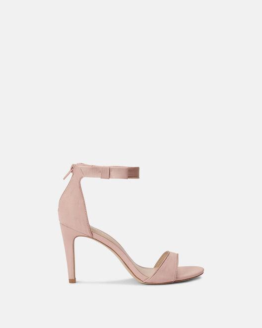 Sandale à talon - Cesira, POUDRE