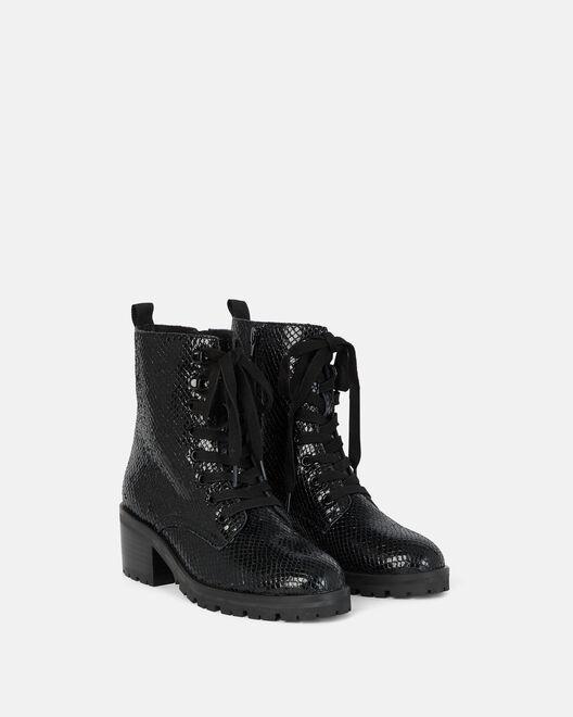 Boots - Busra, NOIR