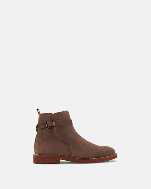 Boots - Binh, TAUPE