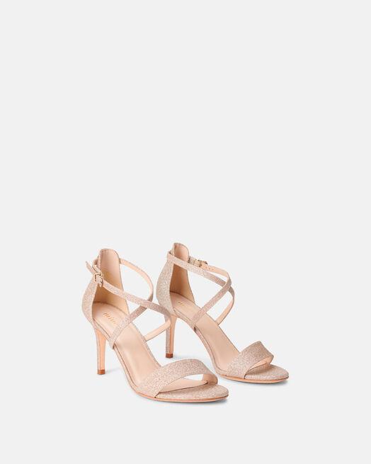 Sandale - Begitta, PLATINE