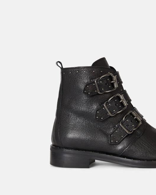 Boots - Dalla, NOIR