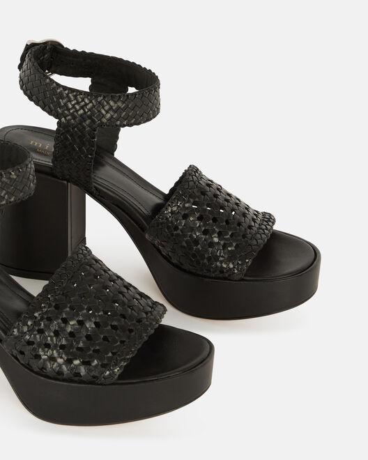 Sandale - Teanya, NOIR