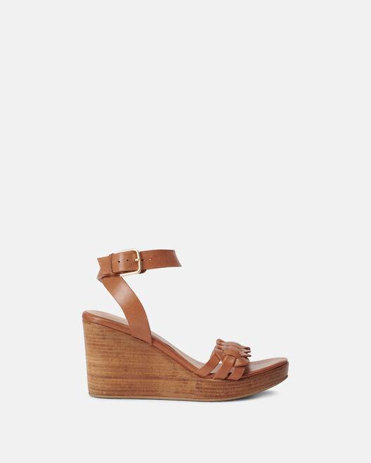 88a82b2fcbeb Chaussures compensées femme et sandales compensées - Minelli
