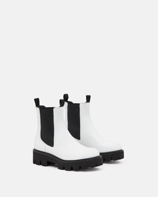 Boots - Fanchy, BLANC