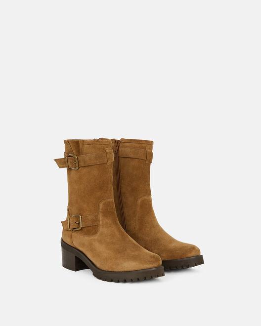 Boots - Bidie, CUIR