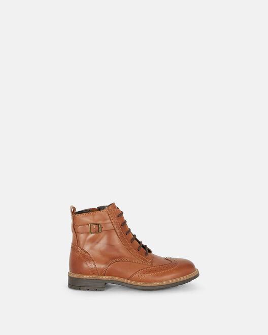 Boots - Hana, COGNAC