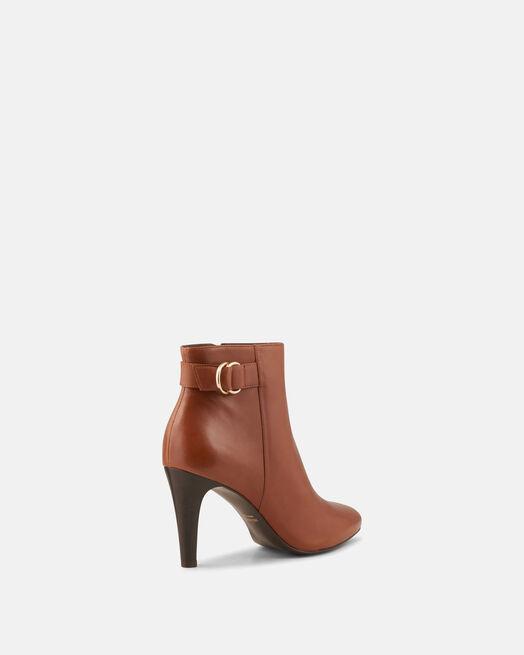 Boots - Precilla, CUIR