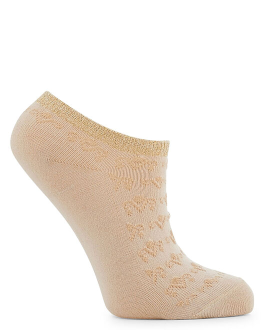 Chaussettes - Doha, BEIGE OR