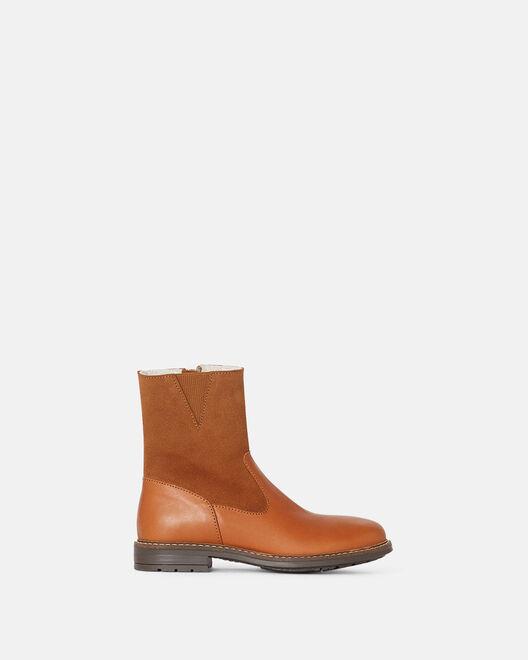Boots - Handrea, CUIR