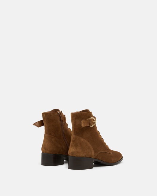 Boots  - Andeanne, CUIR
