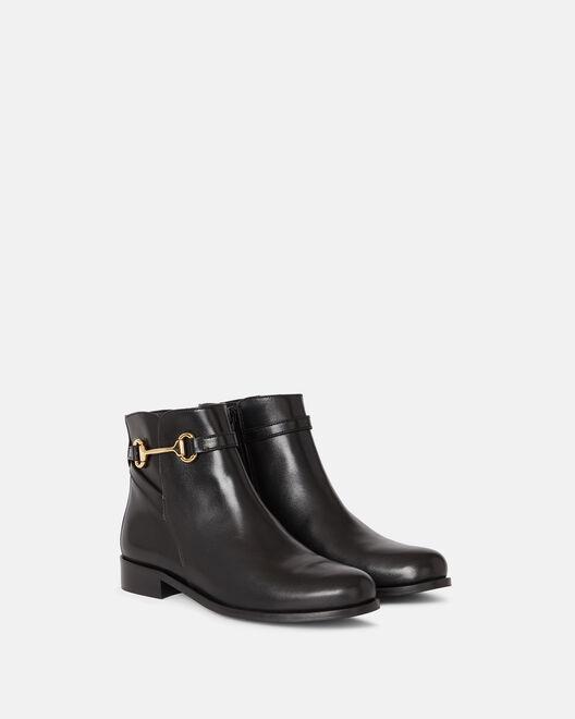 Boots - Bineta, NOIR