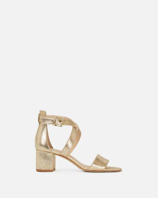 ramasser abbf0 54643 Chaussures couleur argent / platine - Collection Noël - Minelli