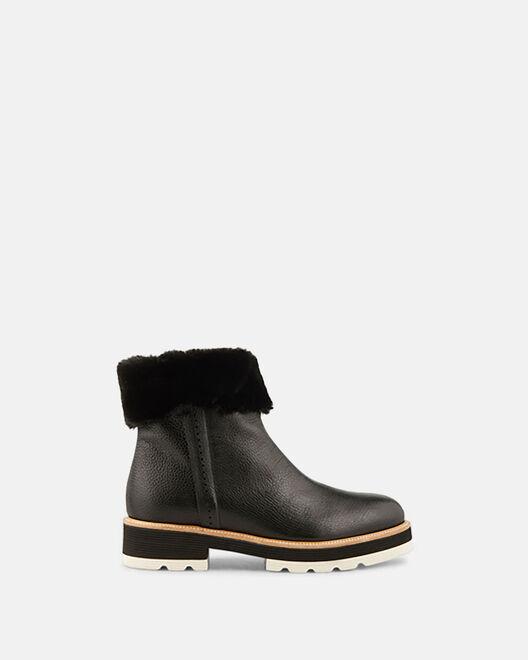 Boots - Rosanny, NOIR