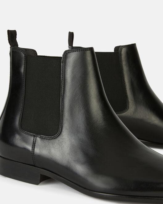 Boots Ville - Irinio, NOIR