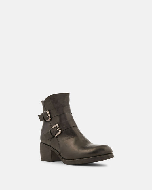 Boots - Fany, NOIR