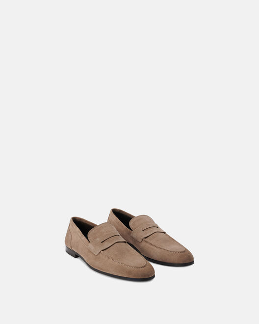 Mocassin - Cleve, TAUPE