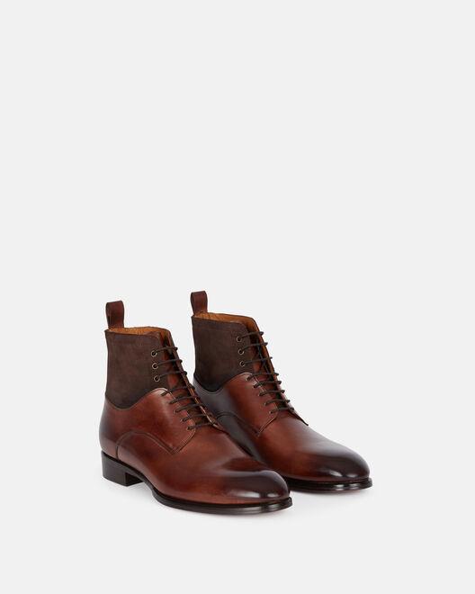 Boots - Ildebert, MARRON