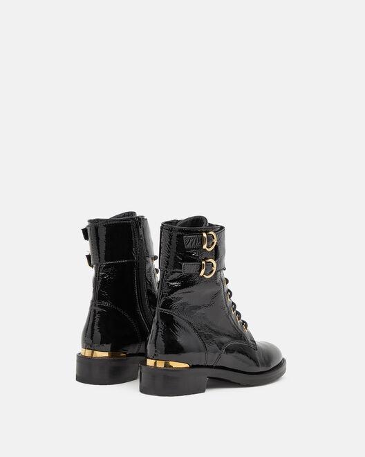 Boots - Almia, NOIR