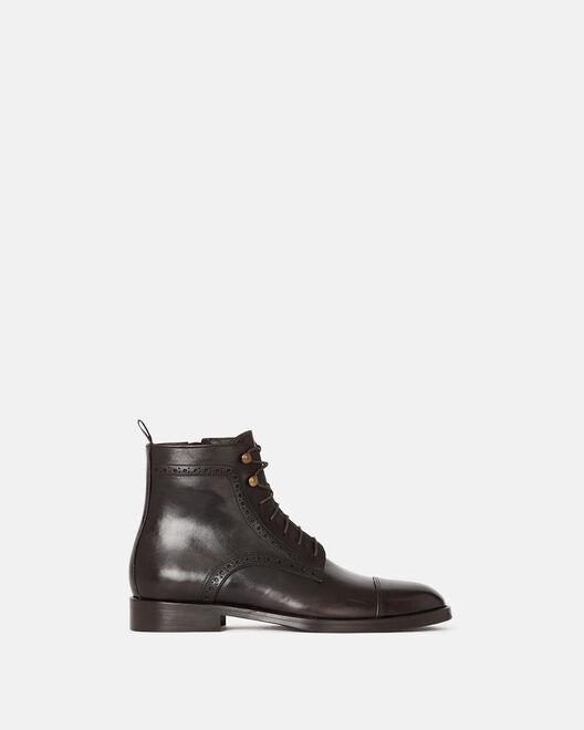 Boots Ville - Emine, MARRON