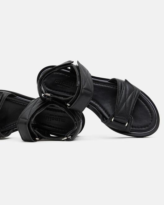 Sandale - Hellora, NOIR