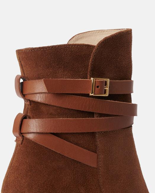 Boots - Senay, CUIR