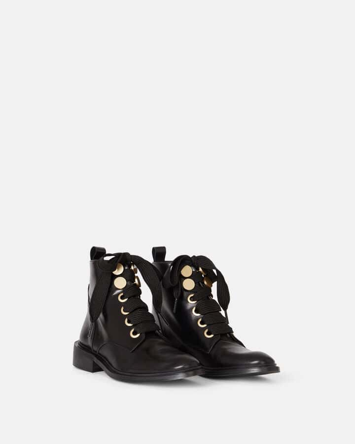 Boots - Rabiatou, NOIR