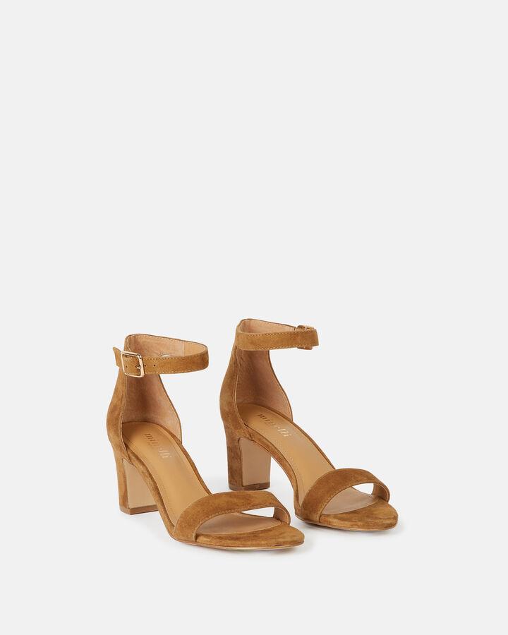 Sandale à talon - Tristana, CUIR