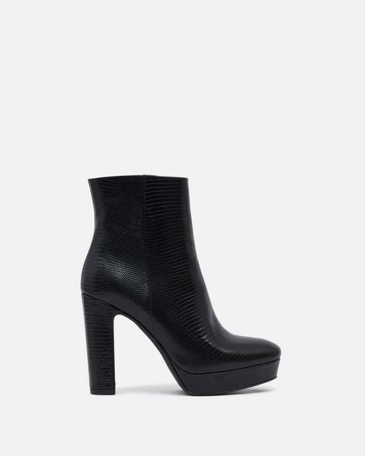 Boots - Thally, NOIR