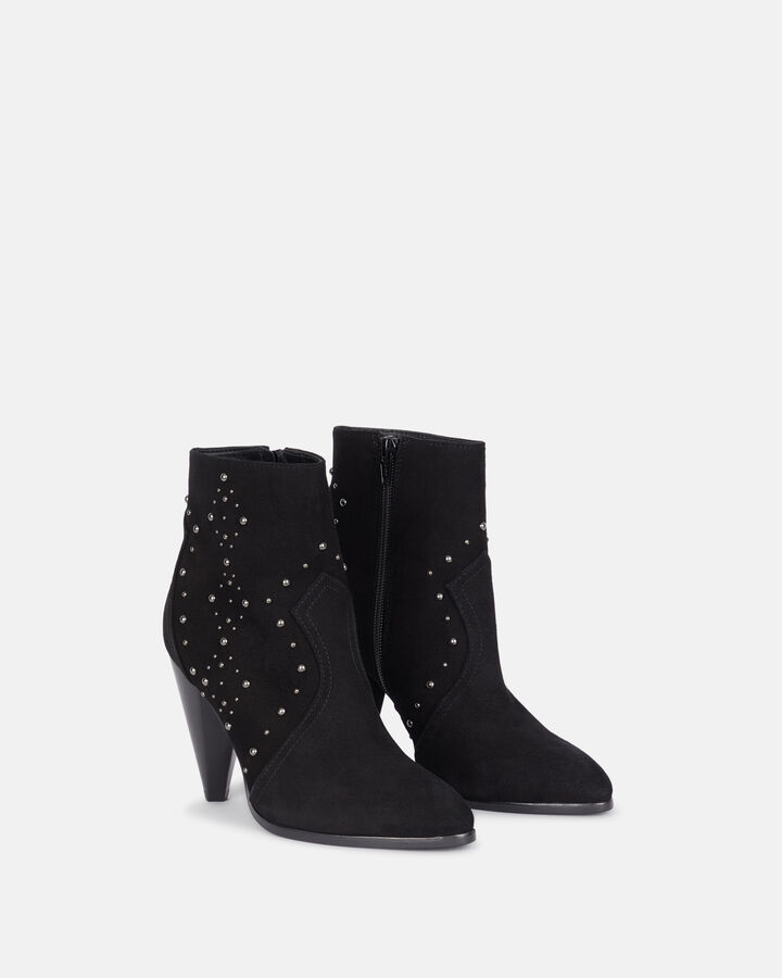Boots Thessie, NOIR