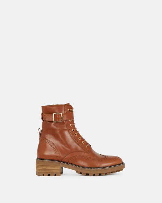 Boots - Anatoline, CUIR