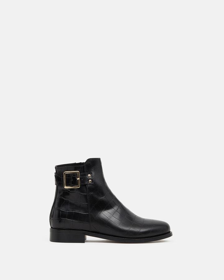 Boots - Ansele, NOIR