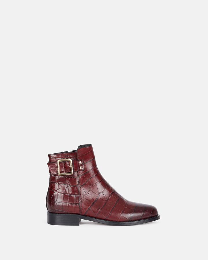 Boots - Ansele, BORDEAUX