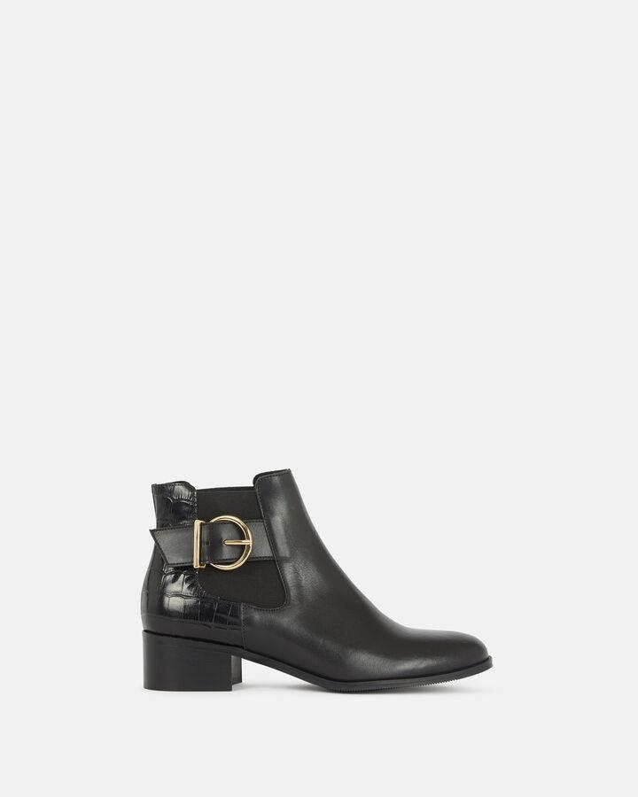Boots - Fantyne, NOIR