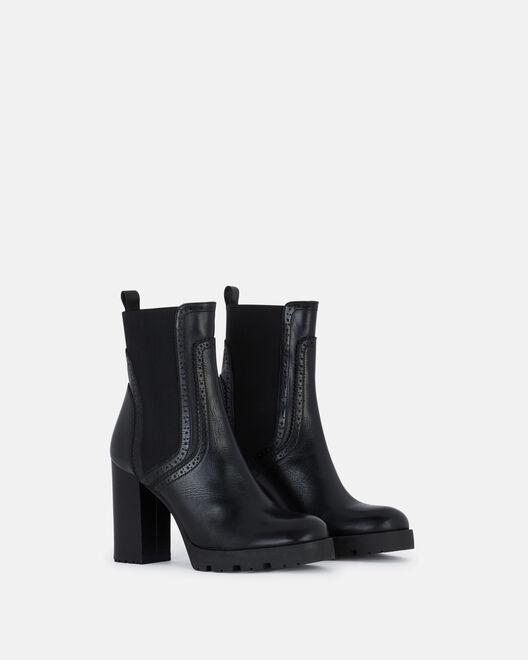 Boots - Thabata, NOIR
