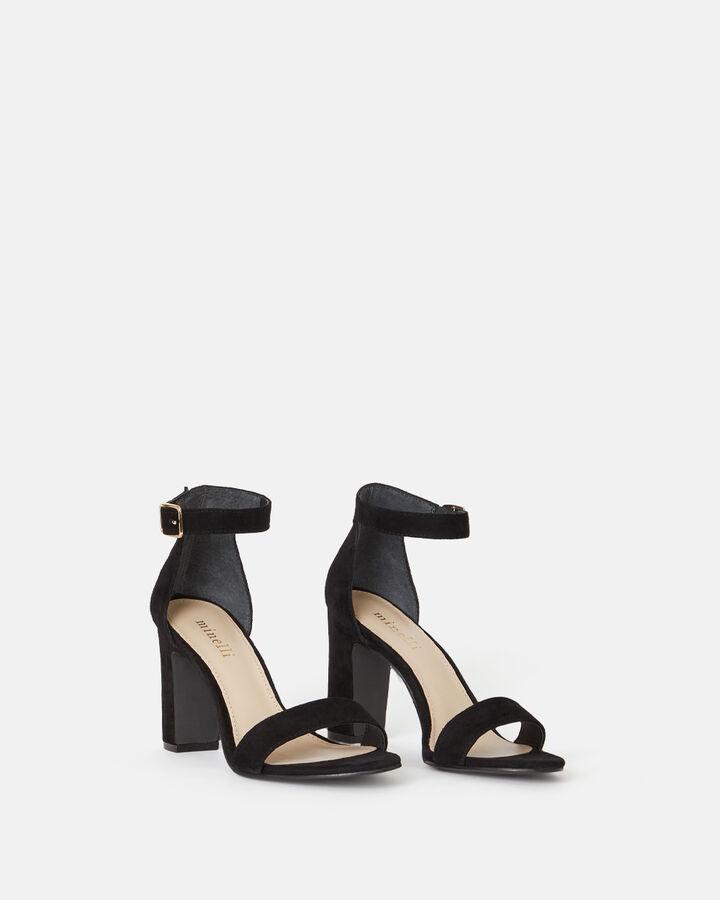 Sandale à talon - Beinta, NOIR