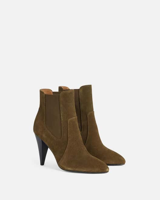 Boots - Tamisha, KAKI