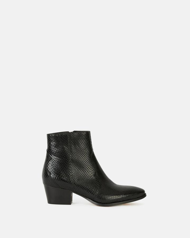 Boots Western - Anysa, NOIR