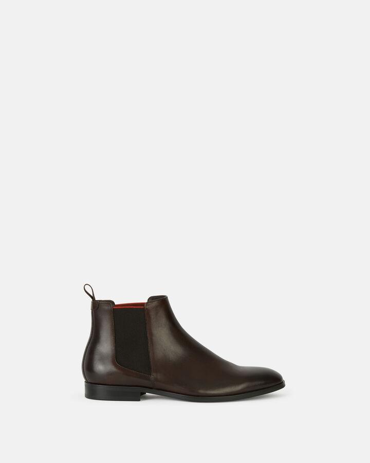 Boots Ville - Iliess, MARRON