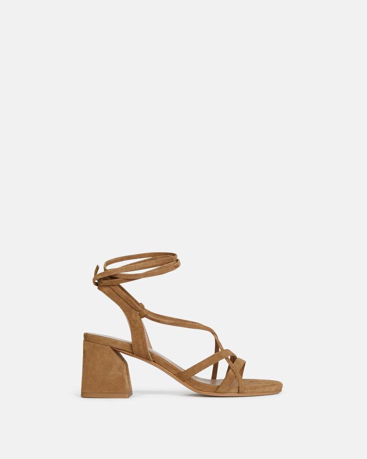 Sandale à talon - Tatia, CUIR