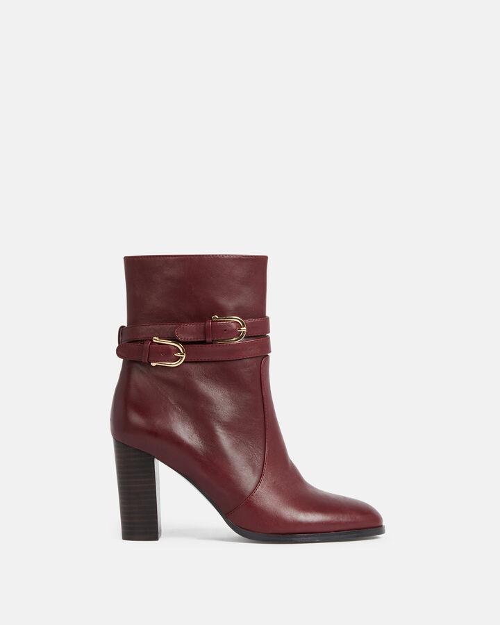 Boots - Tahlia, BORDEAUX