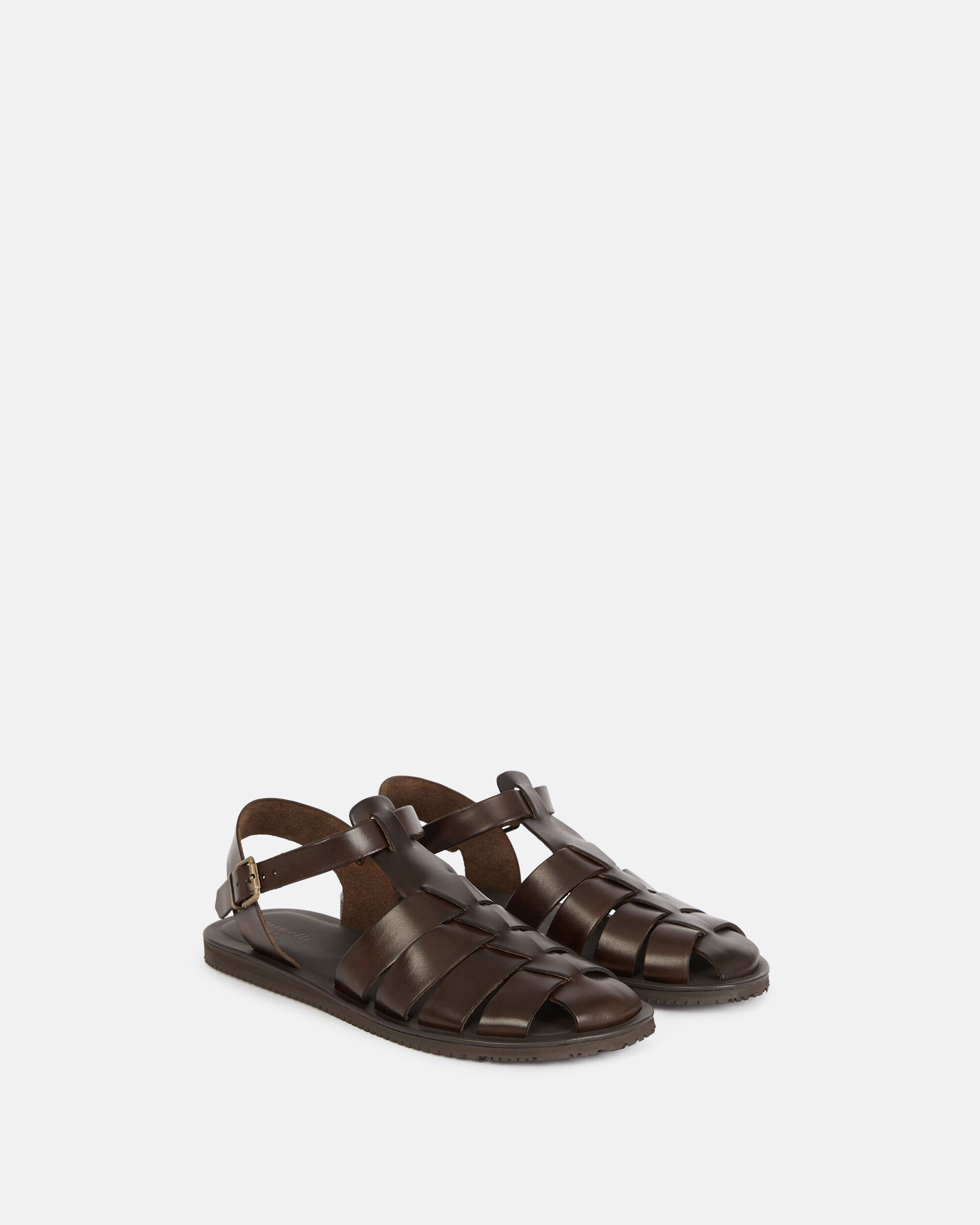 Sandales homme et chaussures nu pieds Minelli