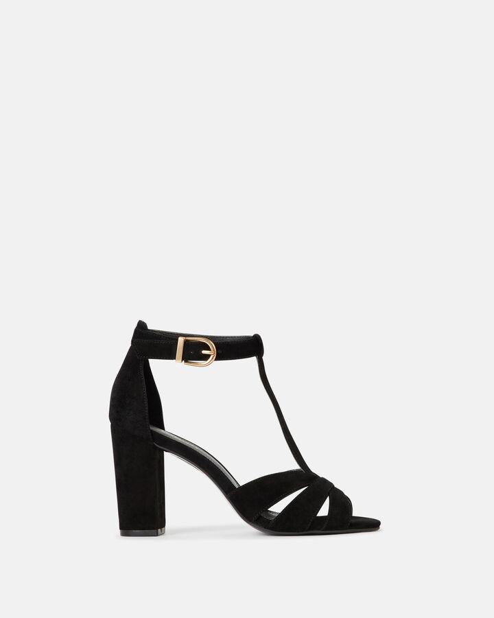 Sandale à talon - Thomacine, NOIR